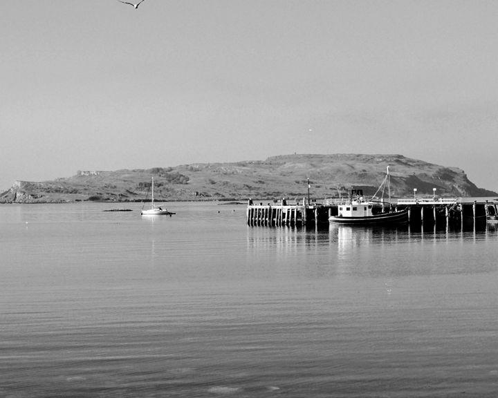 The Old Pier, Millport, Scotland - Gemo Art