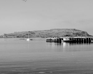 The Old Pier, Millport, Scotland