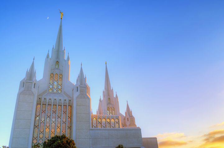 LDS San Diego Temple - Sean Toler Photo