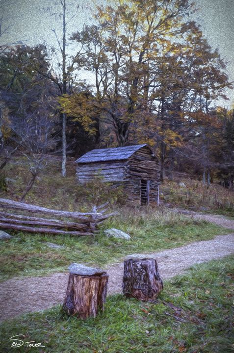 The Old Woodshed - Sean Toler Photo