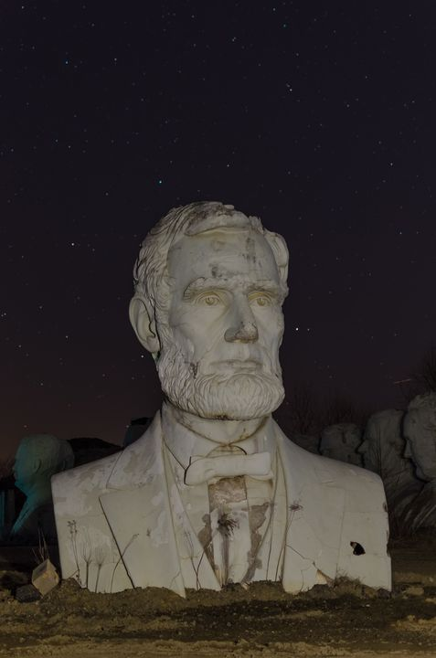 Lincoln Nightscape - Sean Toler Photo