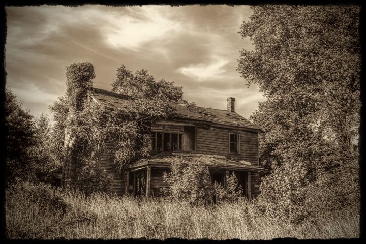 Memories of the old Sitting Porch - Sean Toler Photo
