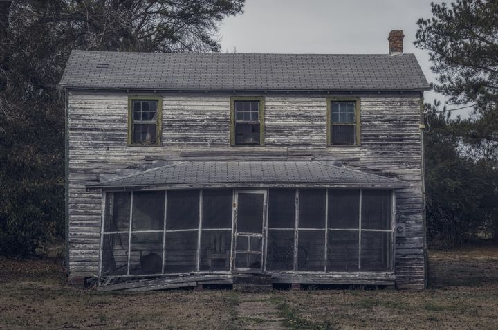 The House Down the Block - Sean Toler Photo