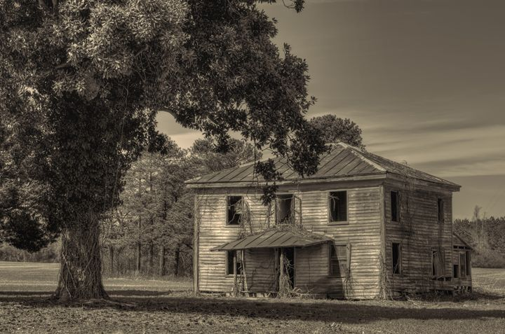 House of the Noonday Sun - Sean Toler Photo