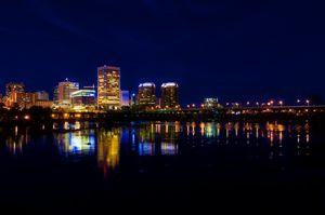 Richmond, VA Skyline - Sean Toler Photo