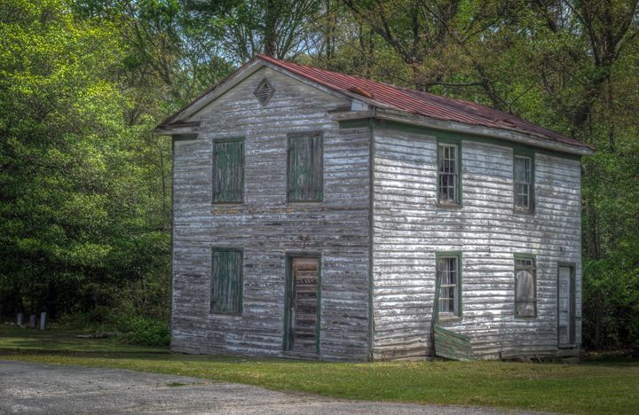 The Old Meetinghouse - Sean Toler Photo