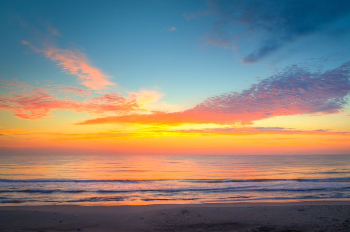 Morning's Light in the Outer Banks - Sean Toler Photo