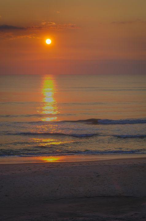 Golden Sunrise - Sean Toler Photo