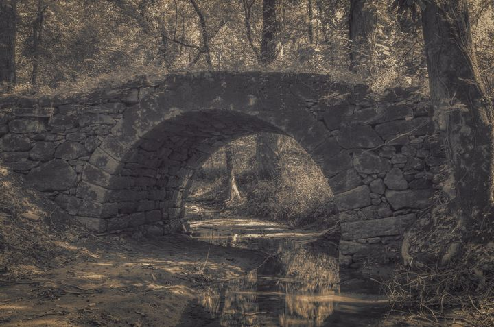 The Abandoned Crossing - Sean Toler Photo