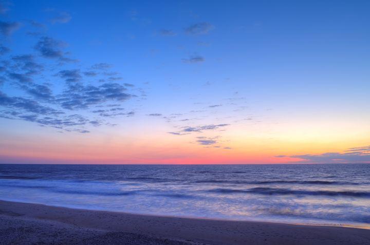 Seaside Serenity - Sean Toler Photo