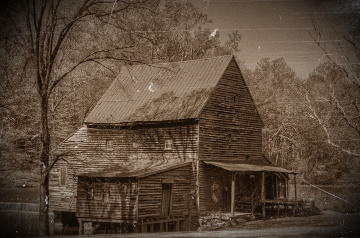 The Old Mill - Sean Toler Photo