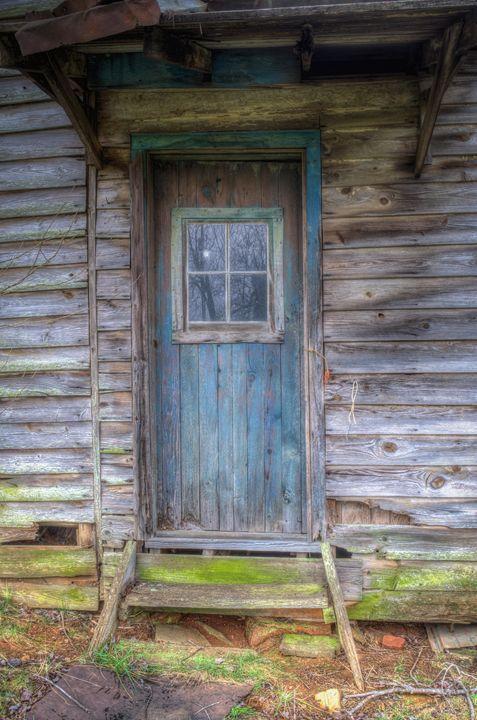 Doorway to Yesteryear - Sean Toler Photo