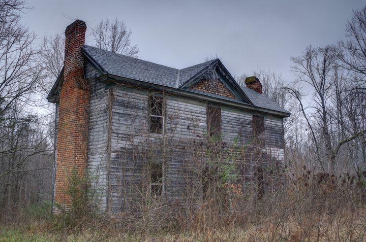 The Forgotten Abode - Sean Toler Photo