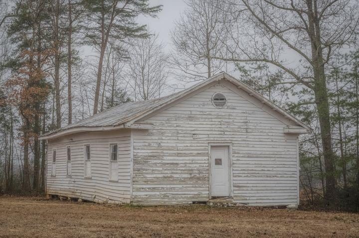 The Old Sunday School - Sean Toler Photo