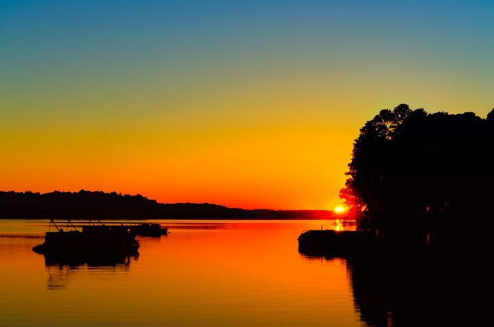 Lake of Fire - Sean Toler Photo