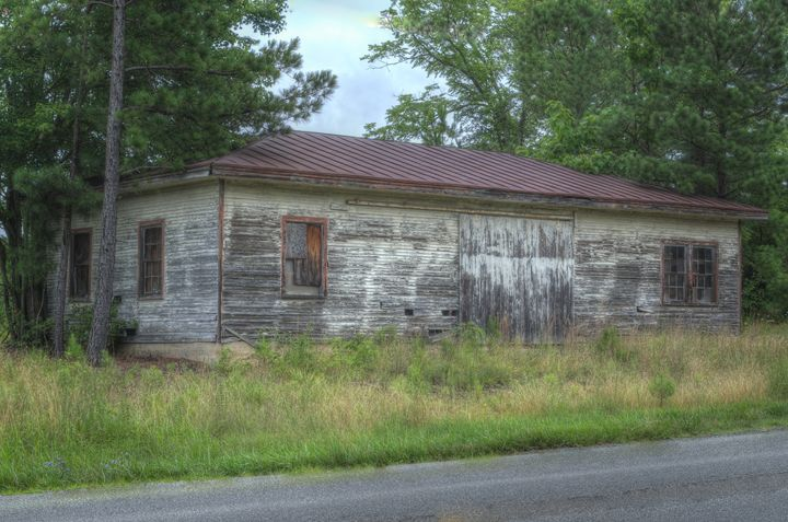 Weathered and Decayed - Sean Toler Photo