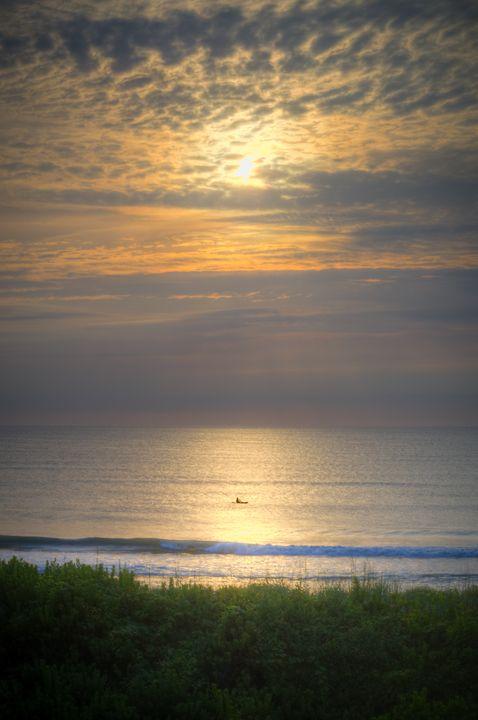 The Lonesome Boatman - Sean Toler Photo