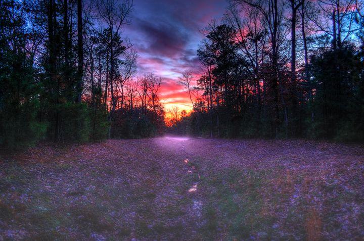 Passageway to the Sunset - Sean Toler Photo
