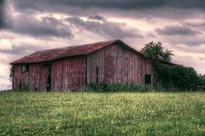 Rustic Decay - Sean Toler Photo