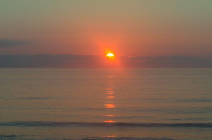 Hazy Summer Sunrise - Sean Toler Photo
