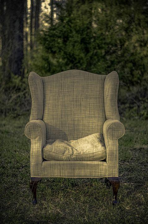 Left Behind - Sean Toler Photo