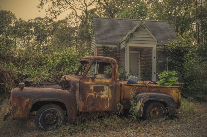 Room for Rent - Sean Toler Photo