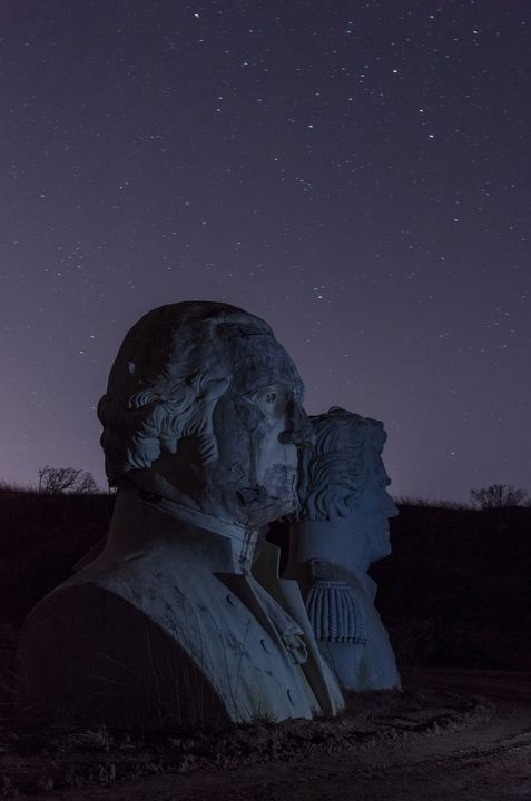 Forgotten in the Night - Sean Toler Photo