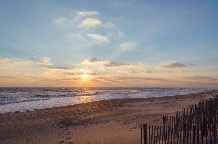 Seaside Sunrise - Sean Toler Photo