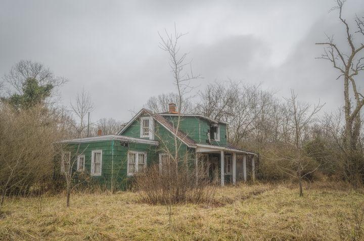 Green House Effect - Sean Toler Photo