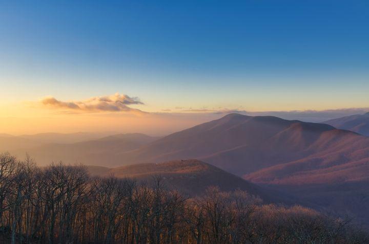 Mountains Majesty - Sean Toler Photo