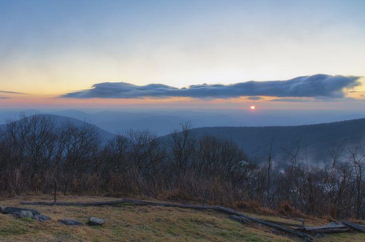 Mountain Sunrise - Sean Toler Photo