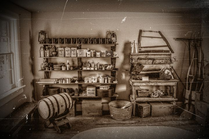 The Old General Store - Sean Toler Photo