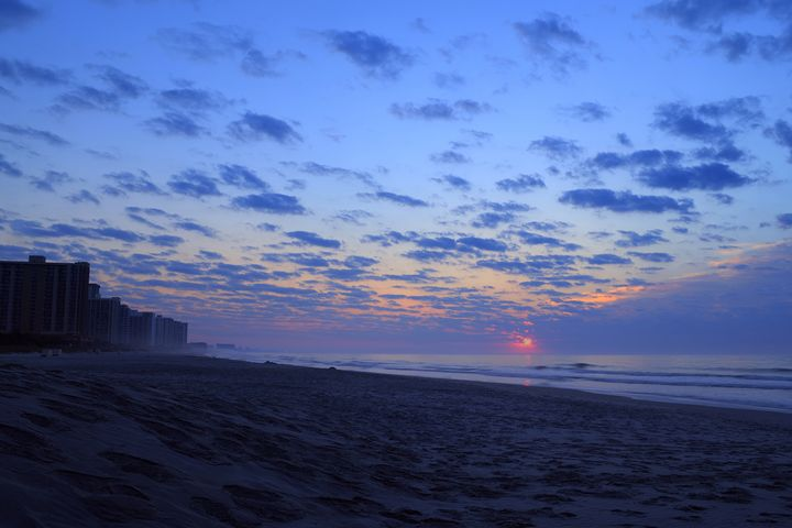 Myrtle Beach Sunrise - Sean Toler Photo