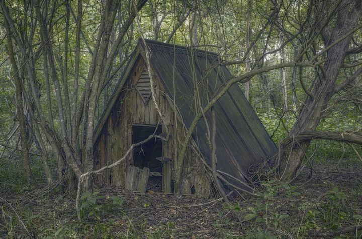 The Old Witch's Hut - Sean Toler Photo