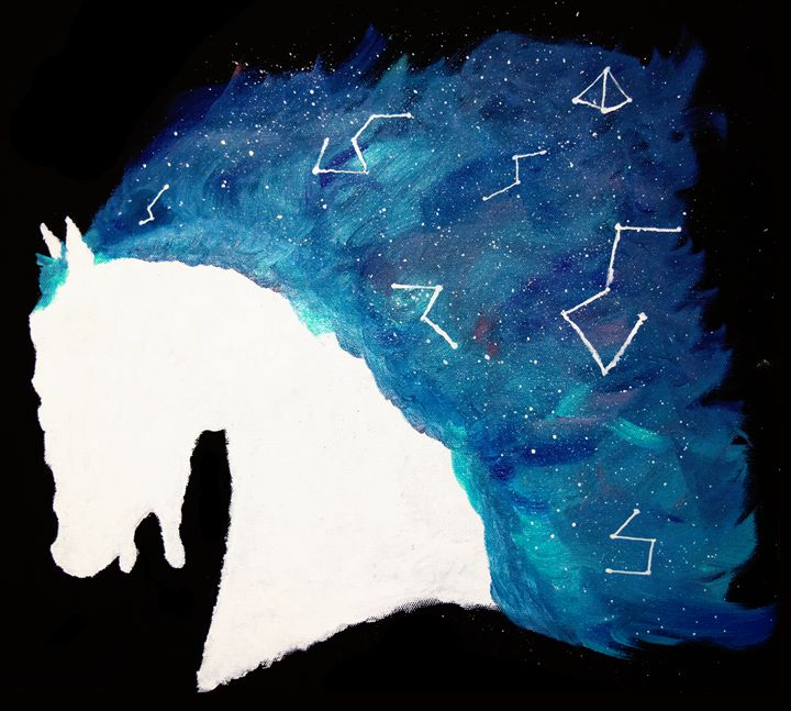 Stallion From Space - Samuel Panko