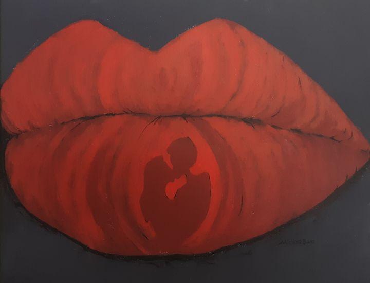 Lips and Lovers - Michael Burt
