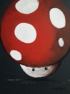 Mario's Mushroom