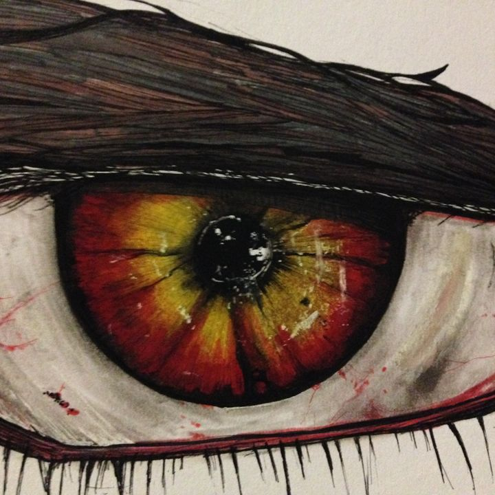 The eye of a Sith - The art of June