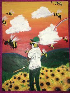 Tyler the Creater Flower boy