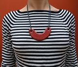 Bold Red Necklace