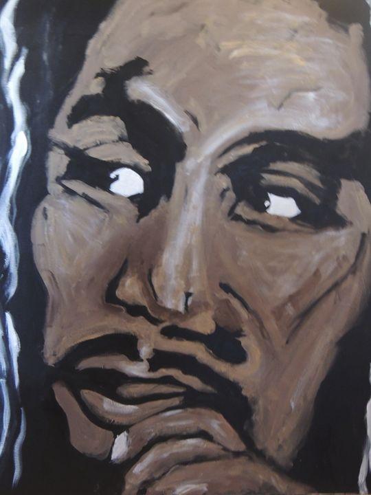Bob Marley - Eyes on the wall