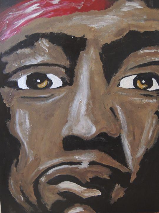Jim Hendrix - Eyes on the wall