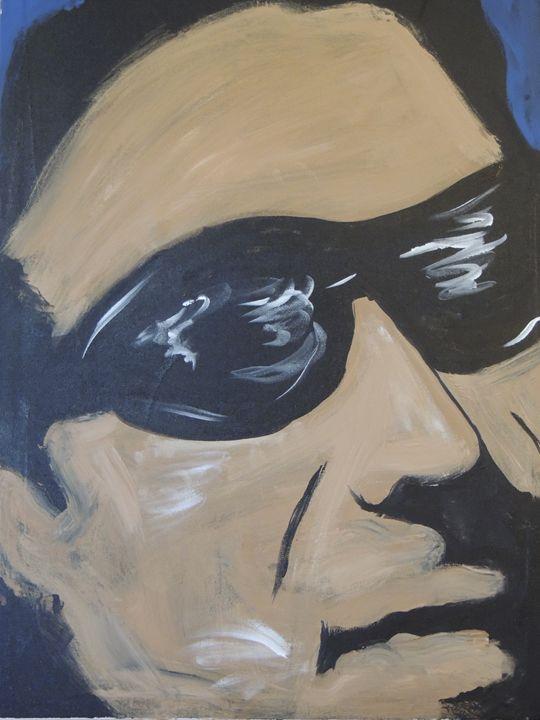 Bono U2 - Eyes on the wall