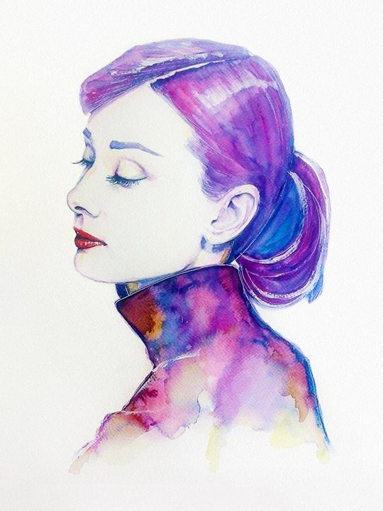 Audrey Hepburn - Constantino Santos