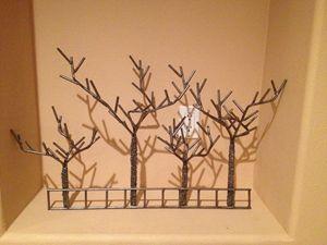 Winter Trees - Hamilton Metalworxs