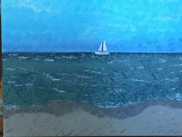 Sailing - Villageart