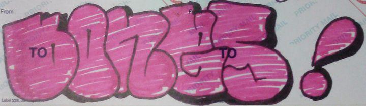 Graffiti Slap! - BS Dezignz