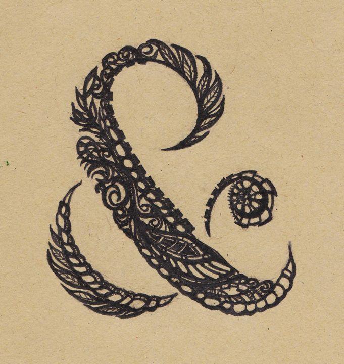 Ampersand - HarayaGuhitLikha