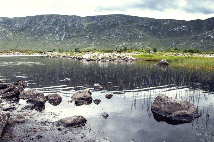 Scottish lake - Elisa Gianola Fornari
