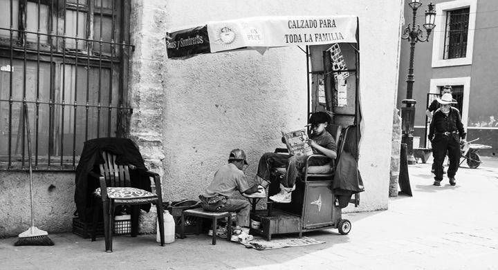Mexican life - Elisa Gianola Fornari